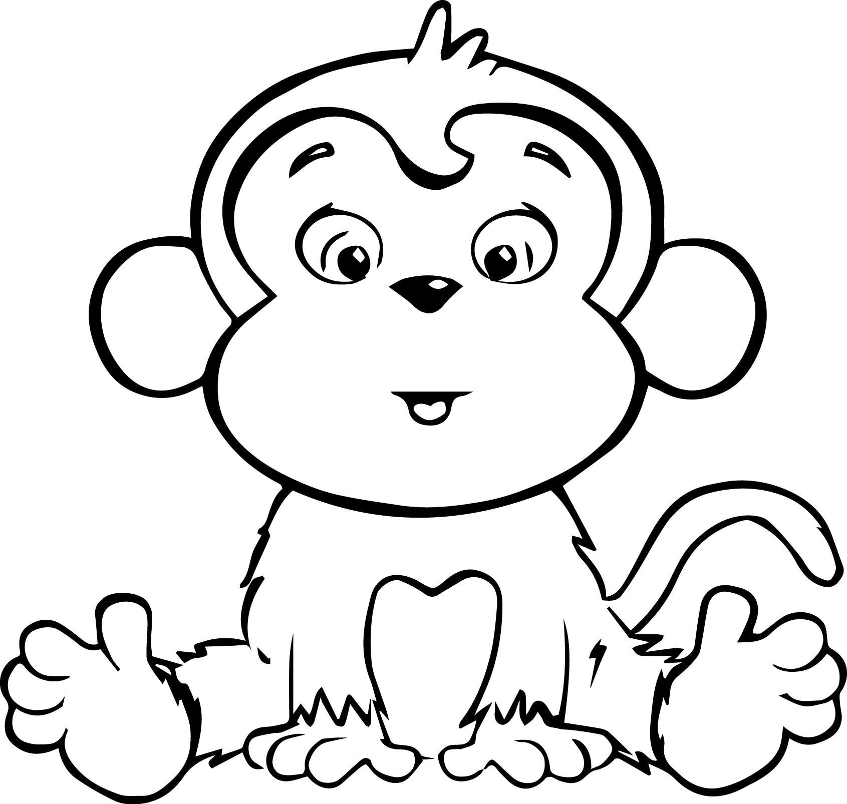cartoon coloring pages wecoloringpage