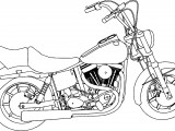Bike Bycle Coloring Pages