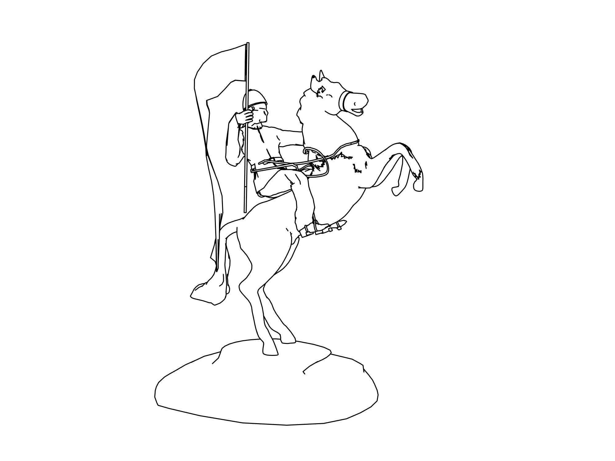 sculpture coloring pages wecoloringpage