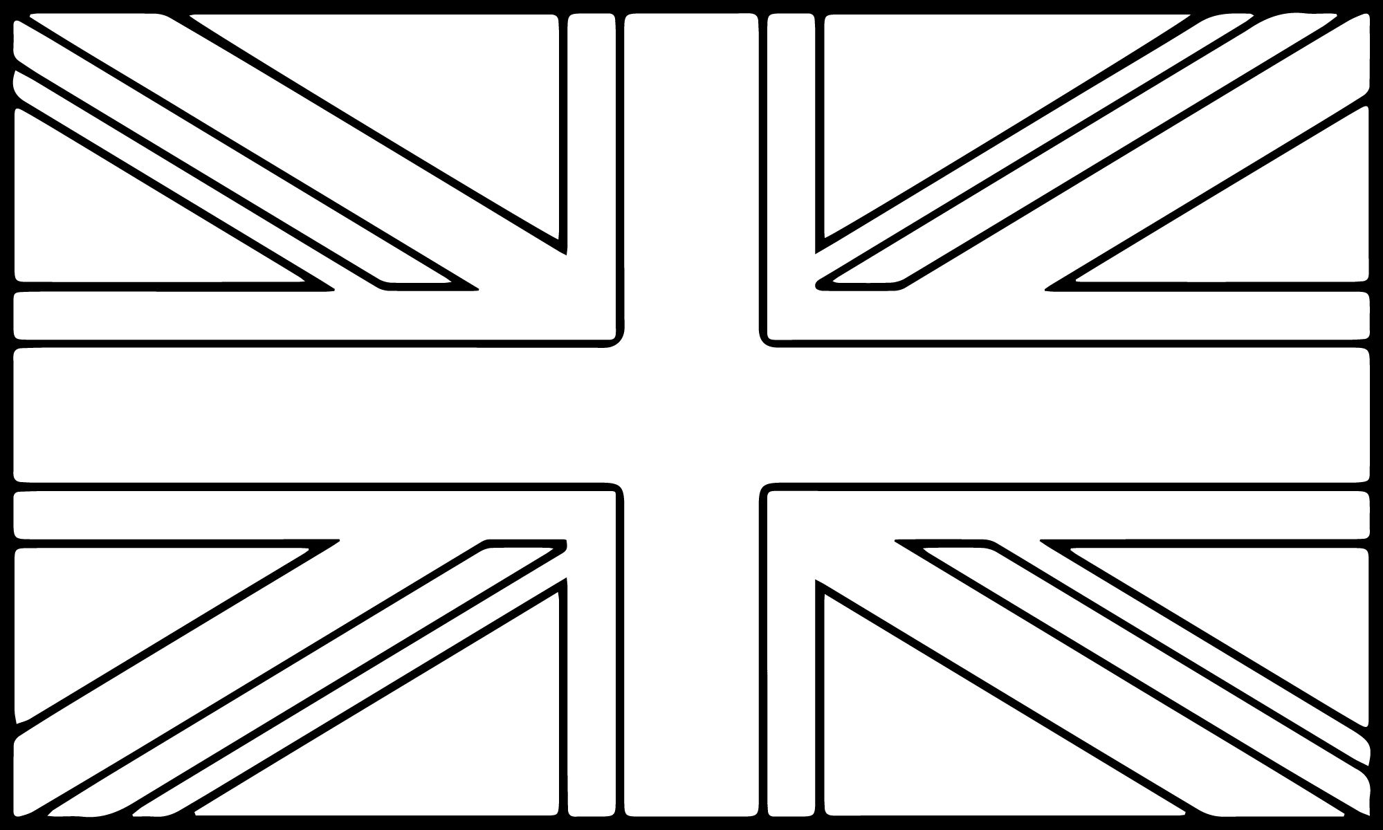 national flags coloring page wecoloringpage