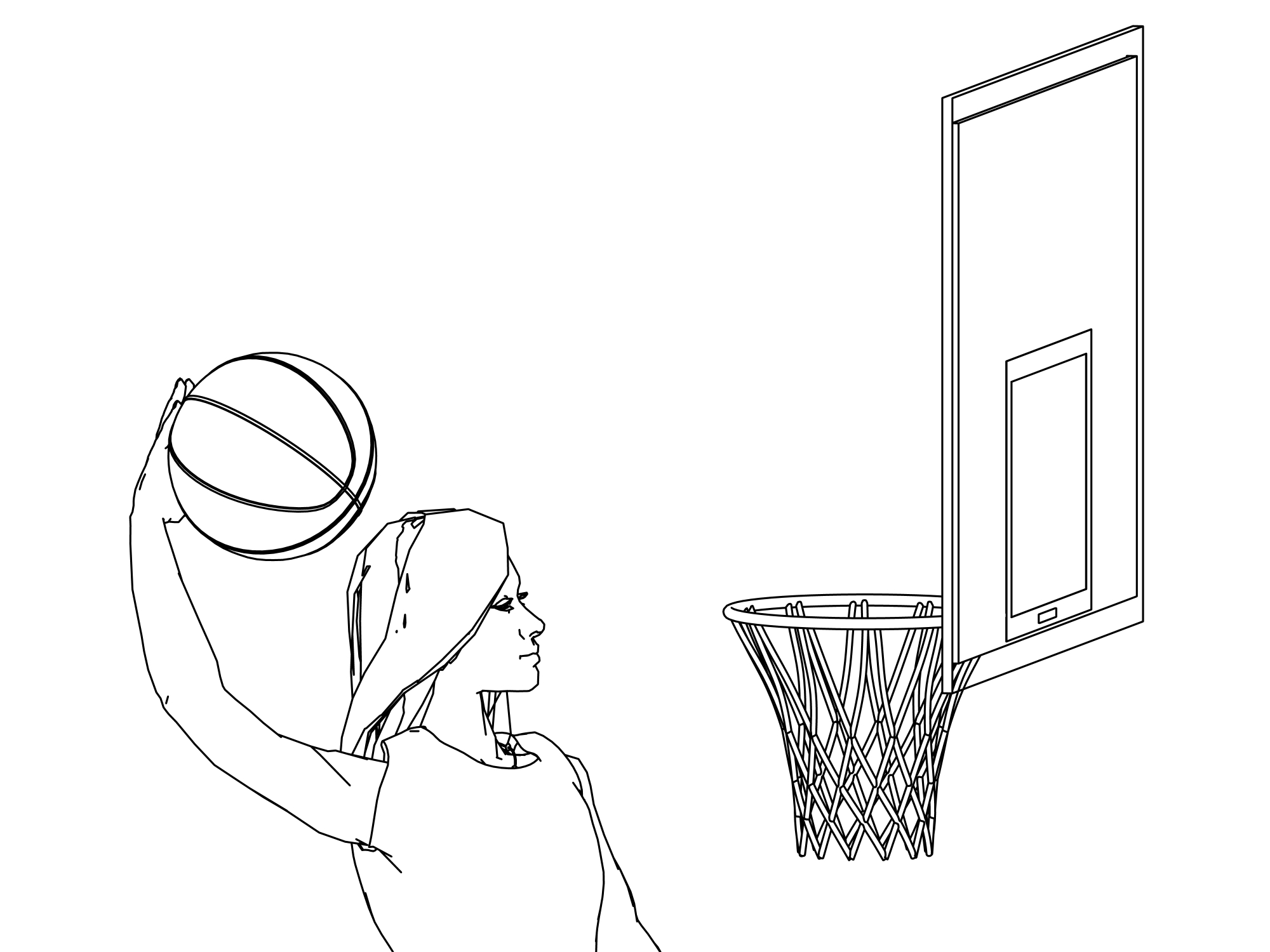 Sports And Sports Character Coloring Pages
