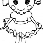 lalaloopsy commission coloring page