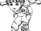 Go Diego Go Coloring Pages