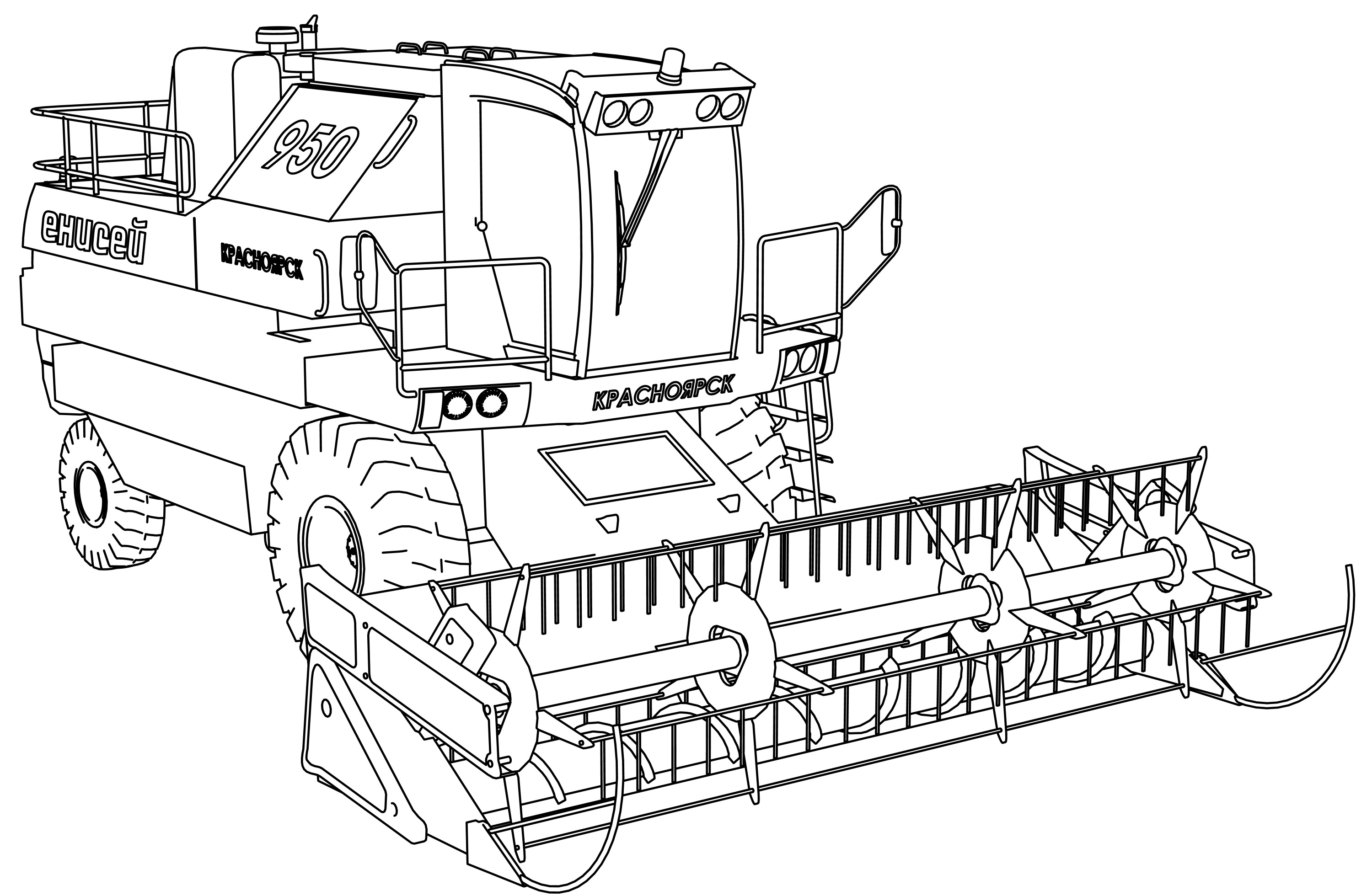 Work Vehicle Coloring Pages Wecoloringpage Works Of Coloring Pages