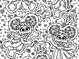 Wallpaper Abby Cadabby Coloring Page