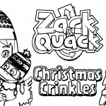 Zack And Quack Coloring Pages