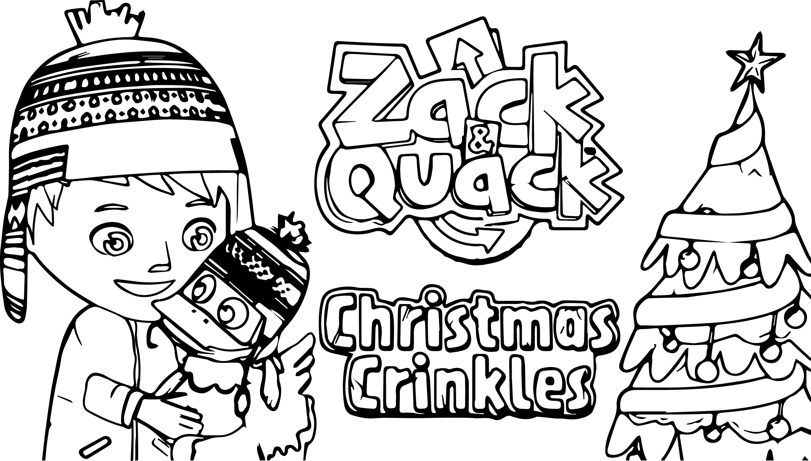 zack and quack coloring pages wecoloringpage