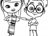 Mr. Peabody & Sherman Coloring Pages