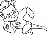 The Incredibles Coloring Pages 24