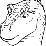 Aladar Disney Dinosaur Coloring Pages