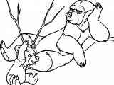 Disney Brother Bear Coloring Pages