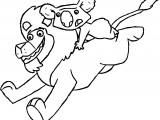 Disney The Wild Coloring Pages