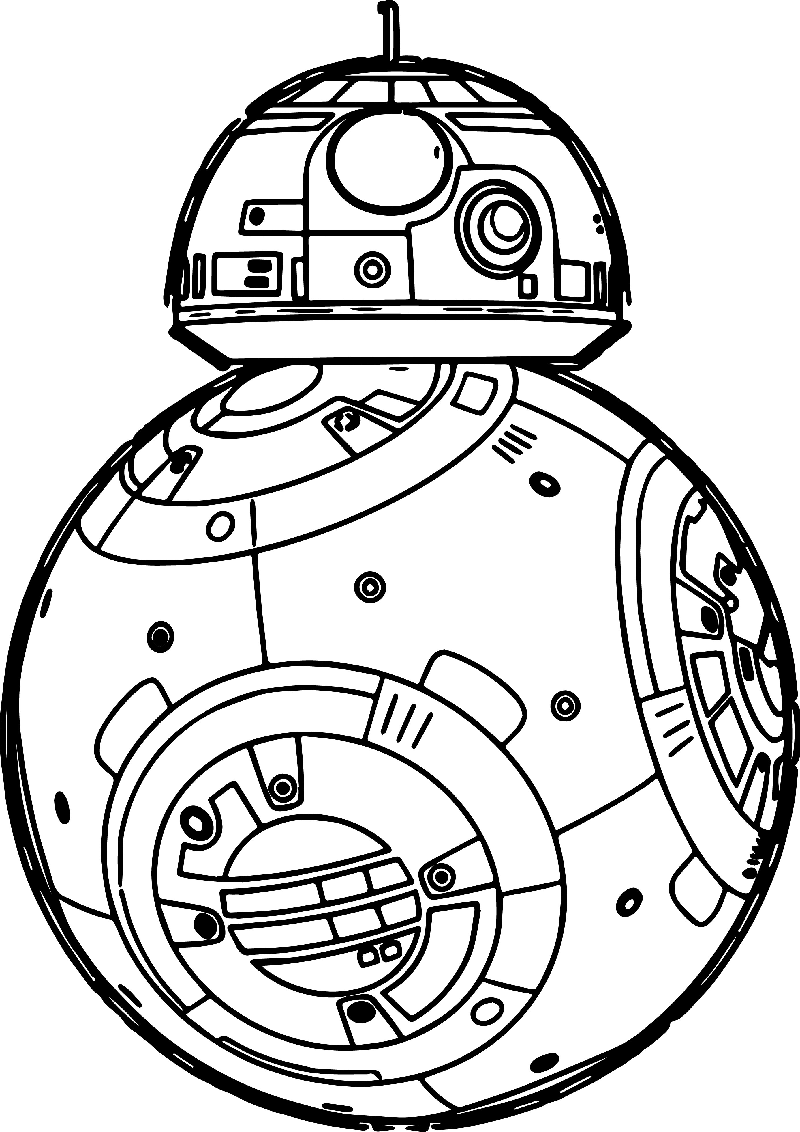 Star Wars The Force Awakens Coloring Pages