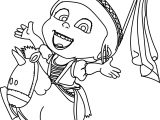 agnes minion despicable coloring page