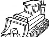 best stone shovel bulldozer coloring page