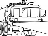 Cubus Faun 3500 Truck Coloring Page