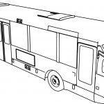 EMT L Bus Coloring Page