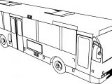EMT L Bus Coloring Page