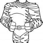 Power Tiger Coloring Page