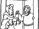 zacchaeus jesus what coloring page
