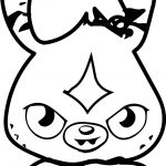 Just Moshi Monsters Coloring Page