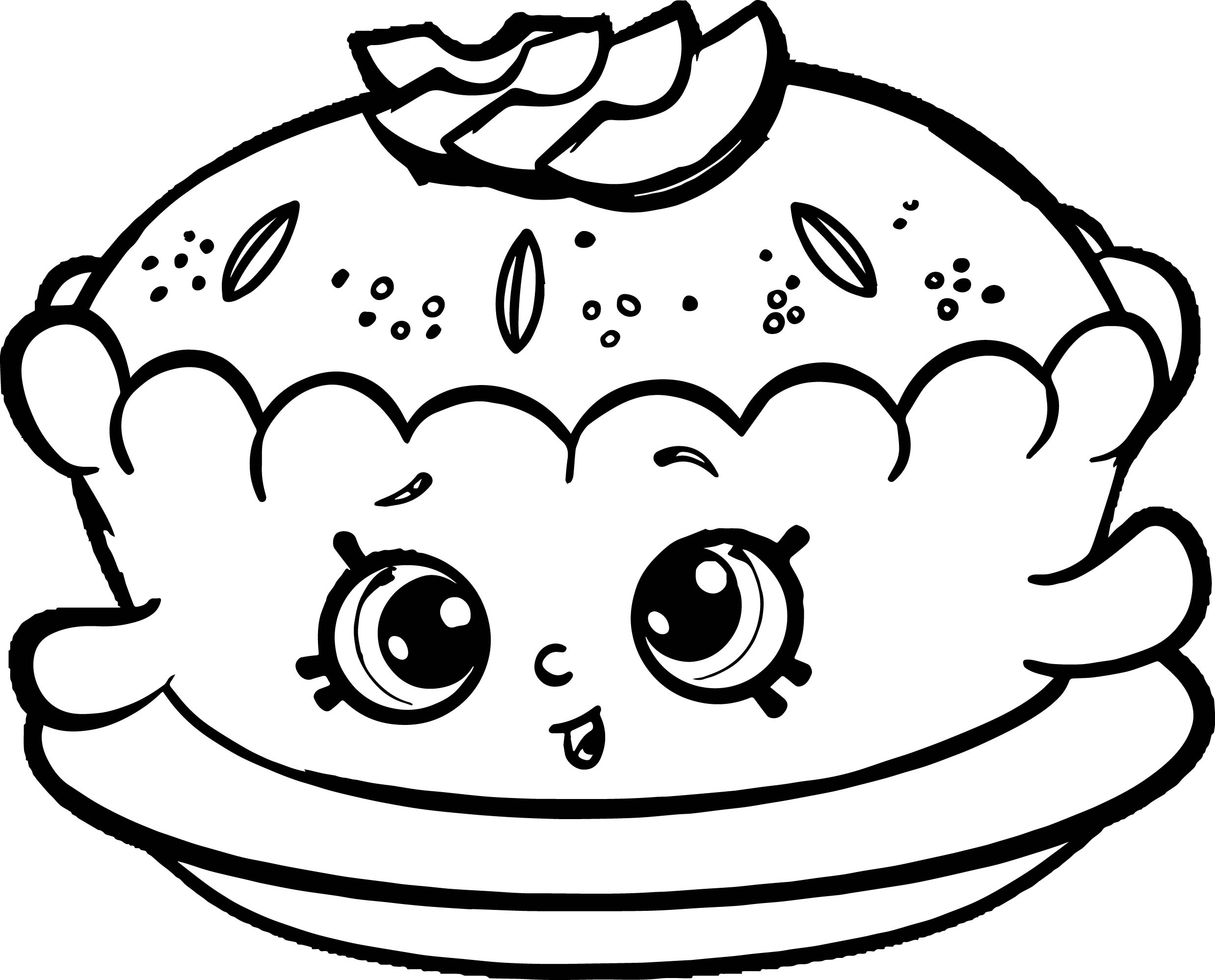 apple pie alice coloring page wecoloringpage