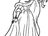 Belle Disney Star Princess Coloring Page