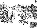 Camp Lazlo Coloring Page