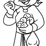 Chhota Bheem Hungry Coloring Pages