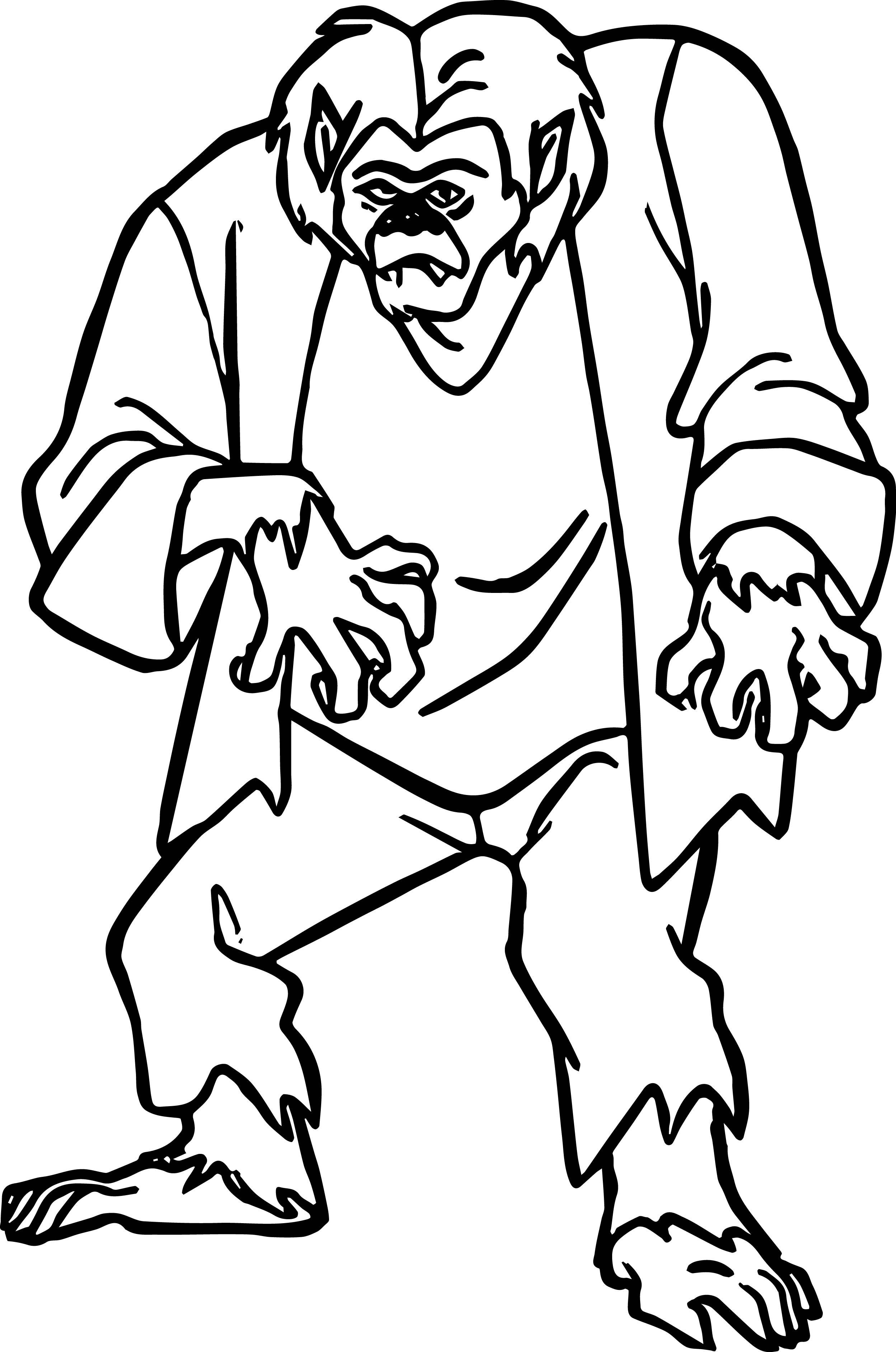 Fantástico Wolfman Para Colorear Inspiración - Dibujos Para Colorear ...