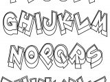 Cute Alphabet Abc Teach Coloring Page