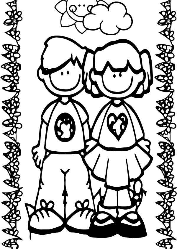 First Grade Top Coloring Page