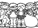 Kids 3rd Grade Coloring Page