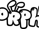 Morphle Logo Coloring Page