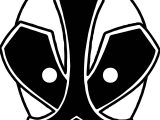 Power Rangers Black Mask Coloring Page
