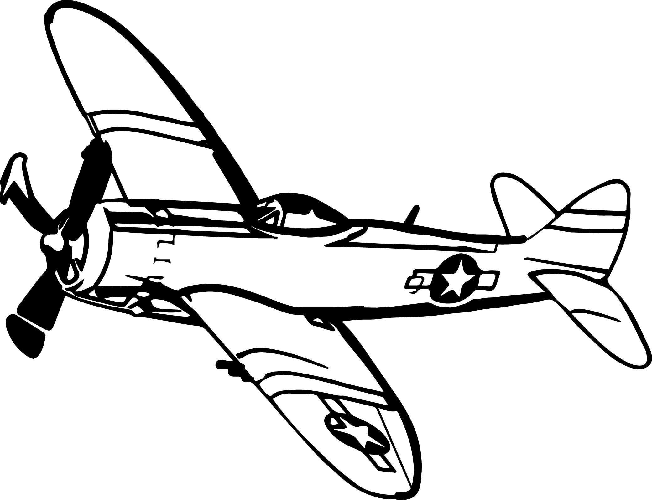 Thunder Bolt Coloring Page