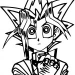 Yu Gi Oh Yes Coloring Page