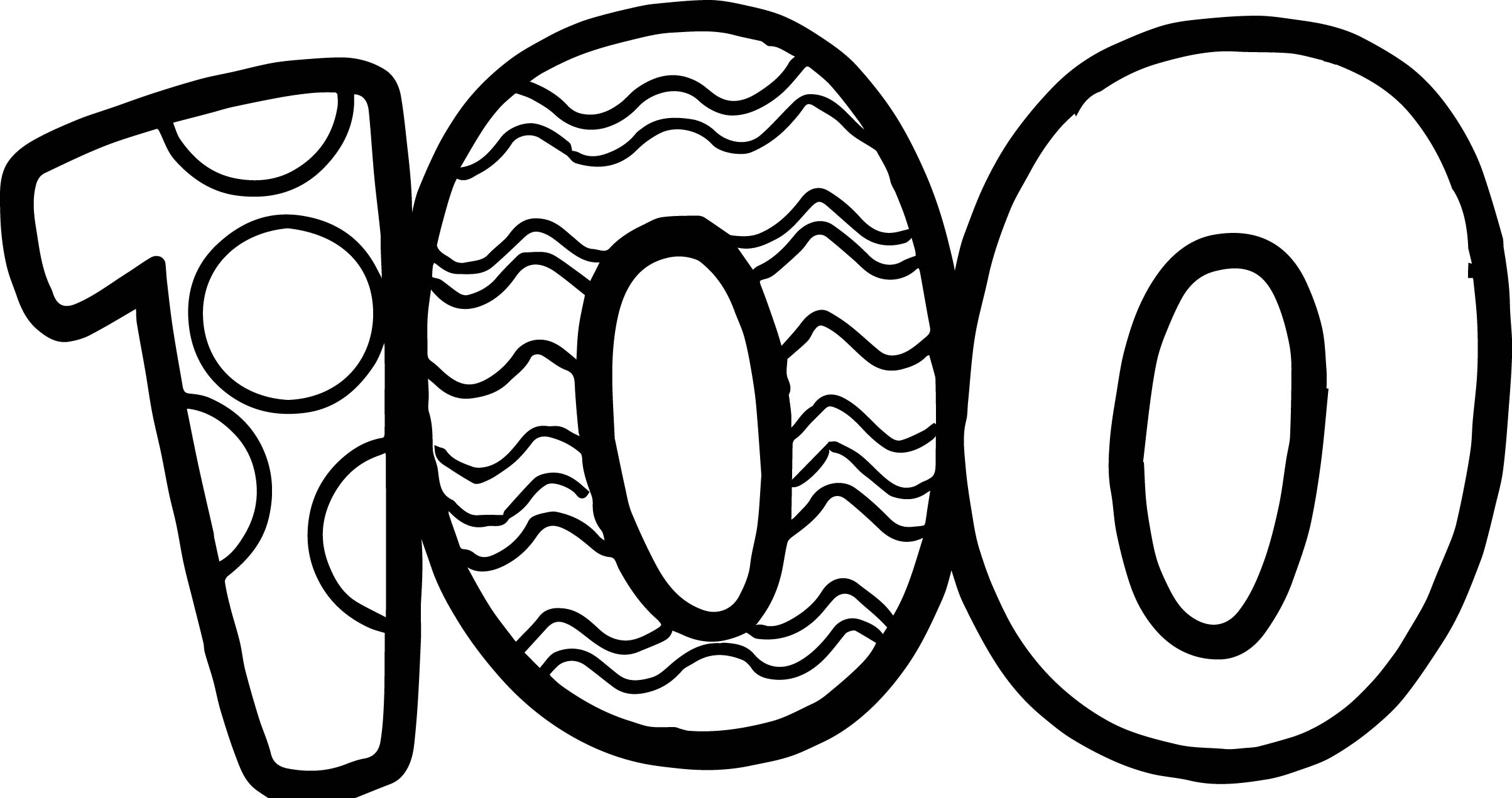 100 coloring pages 100 days of school number coloring page