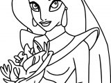 Aladdin And The King Of Thieves Girl Coloring Pages