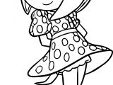 Ammie Rose Coloring Page