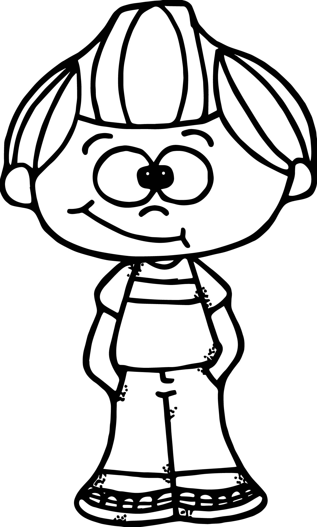 Any boy color coloring page for Coloring pages girl and boy