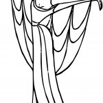 Calliope Coloring Pages