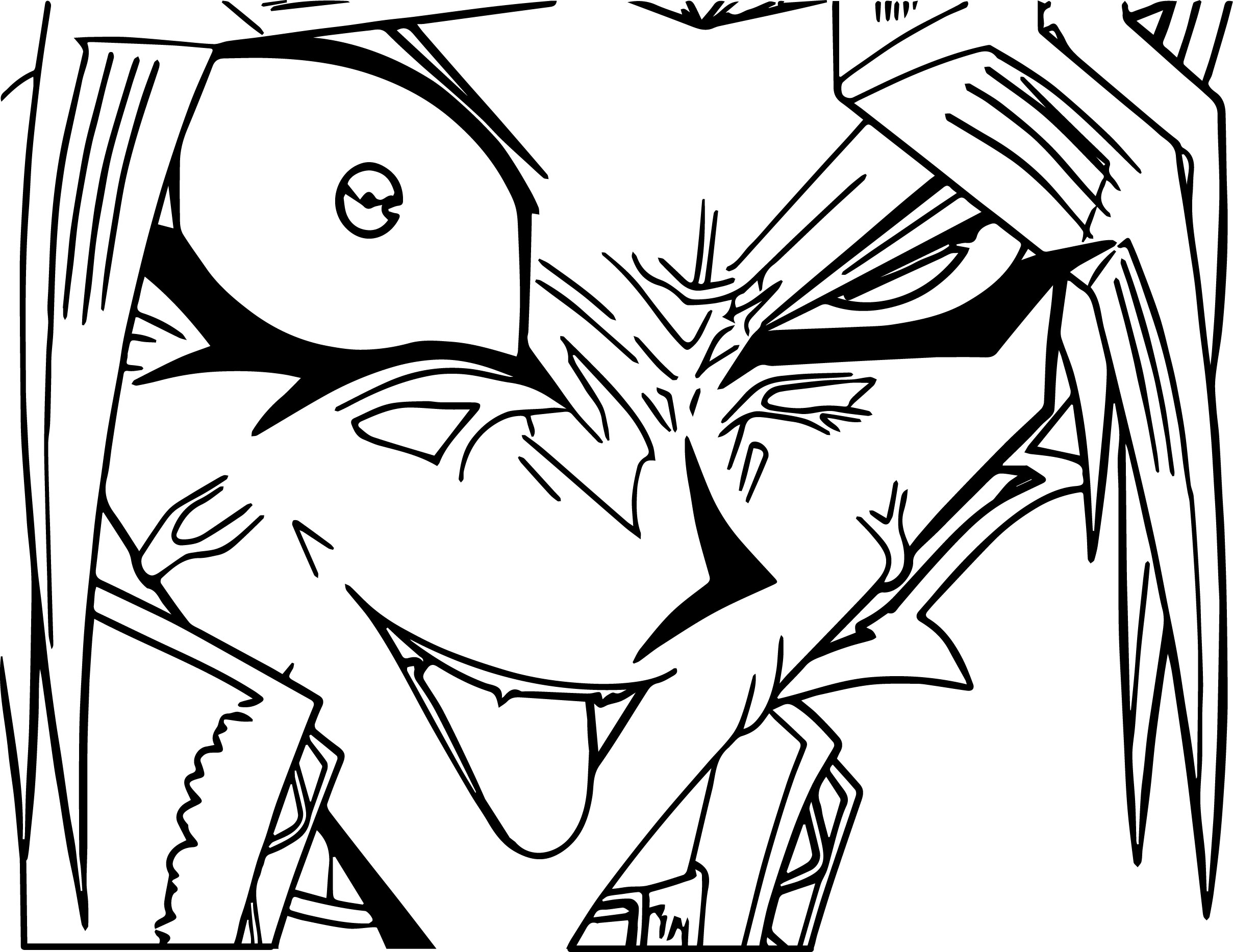 Free coloring pages yugioh