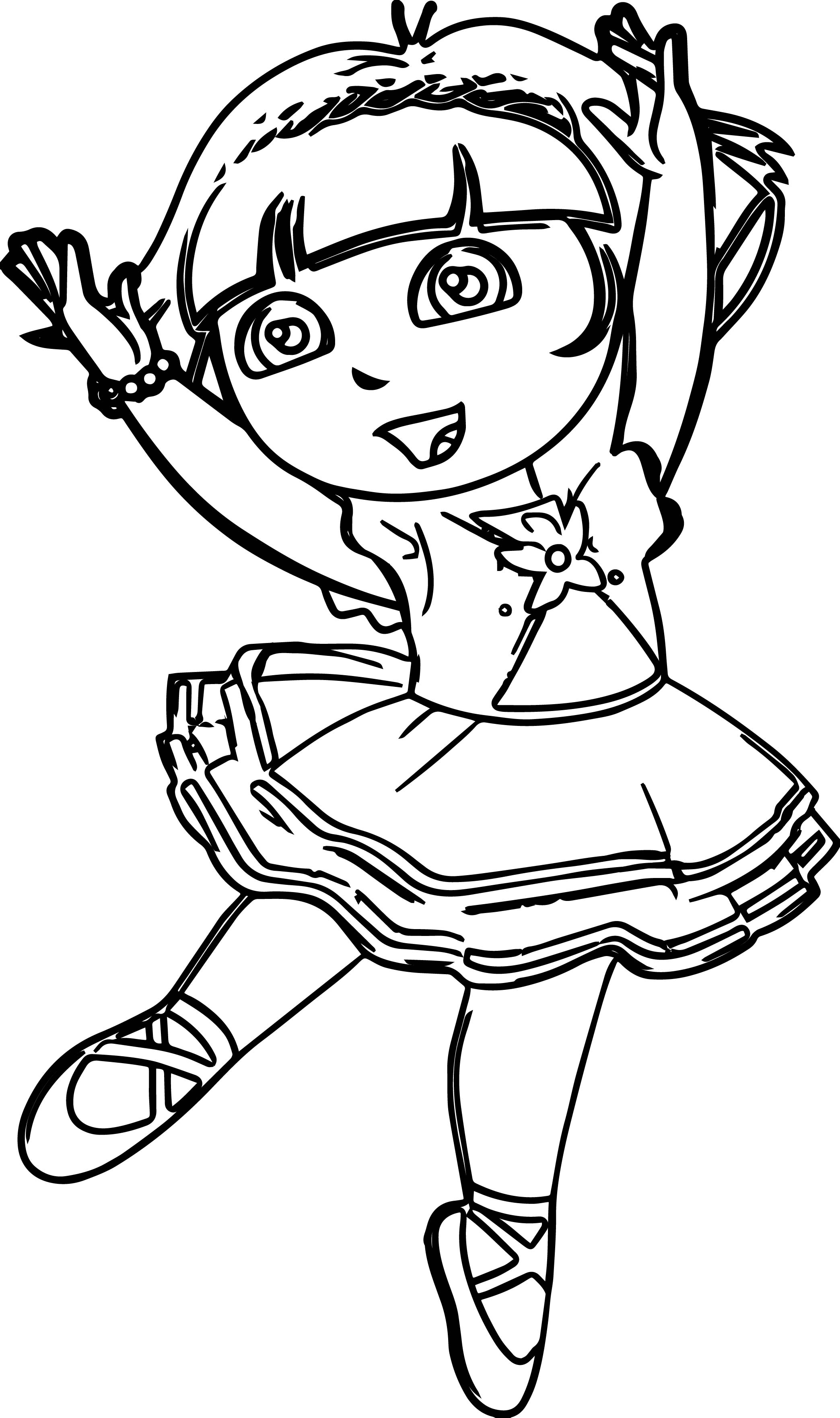 click the barbie ballerina coloring pages coloring pages