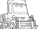 Dotty Carrier Car Coloring Pages