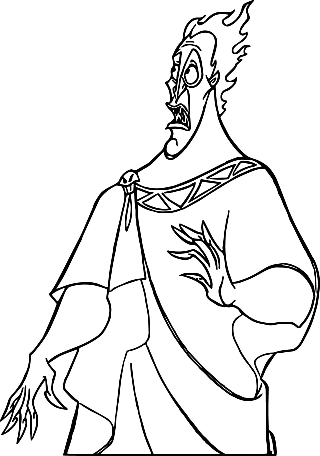 Had Coloring Pages