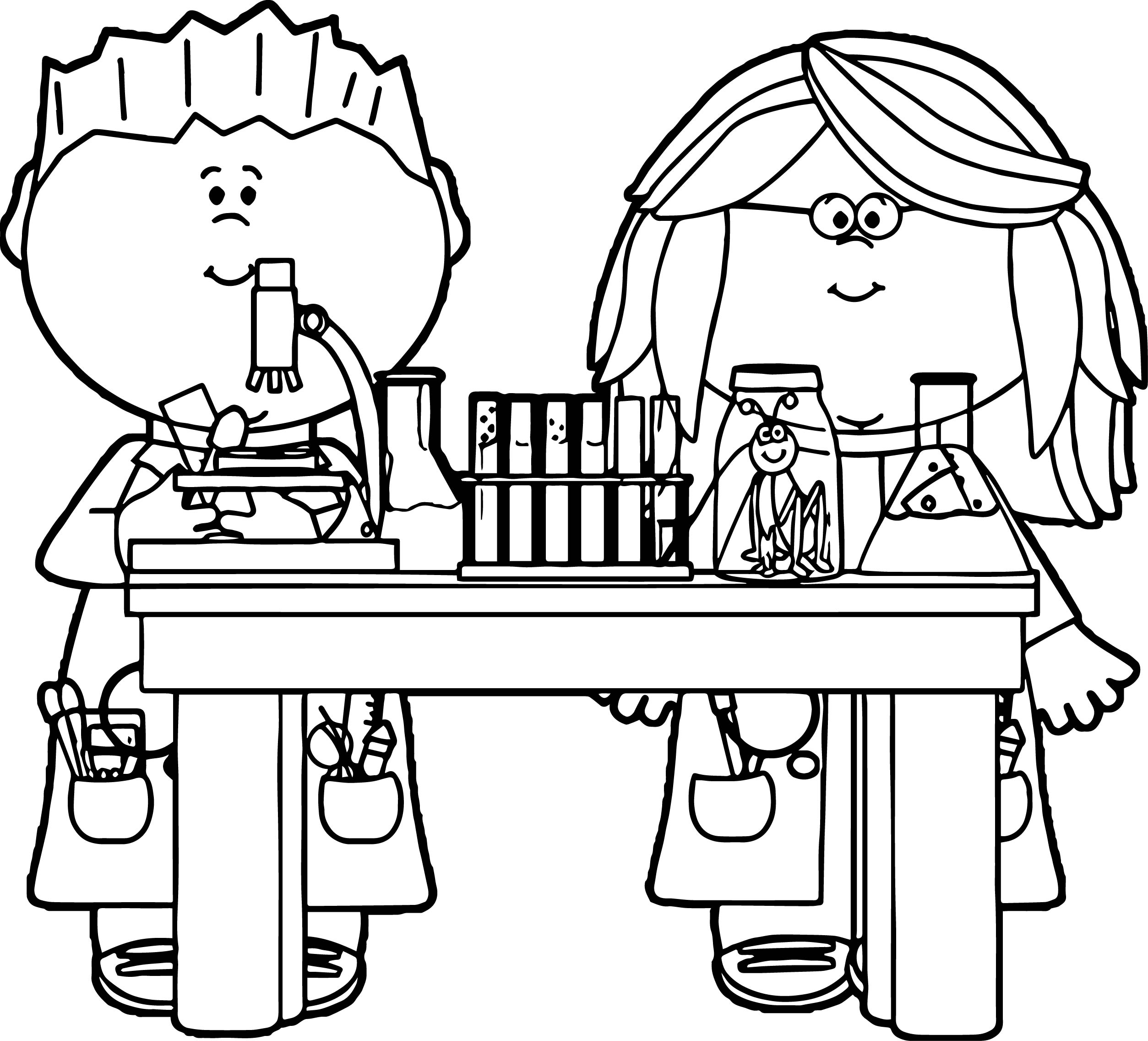 science coloring pages for kid - photo#11