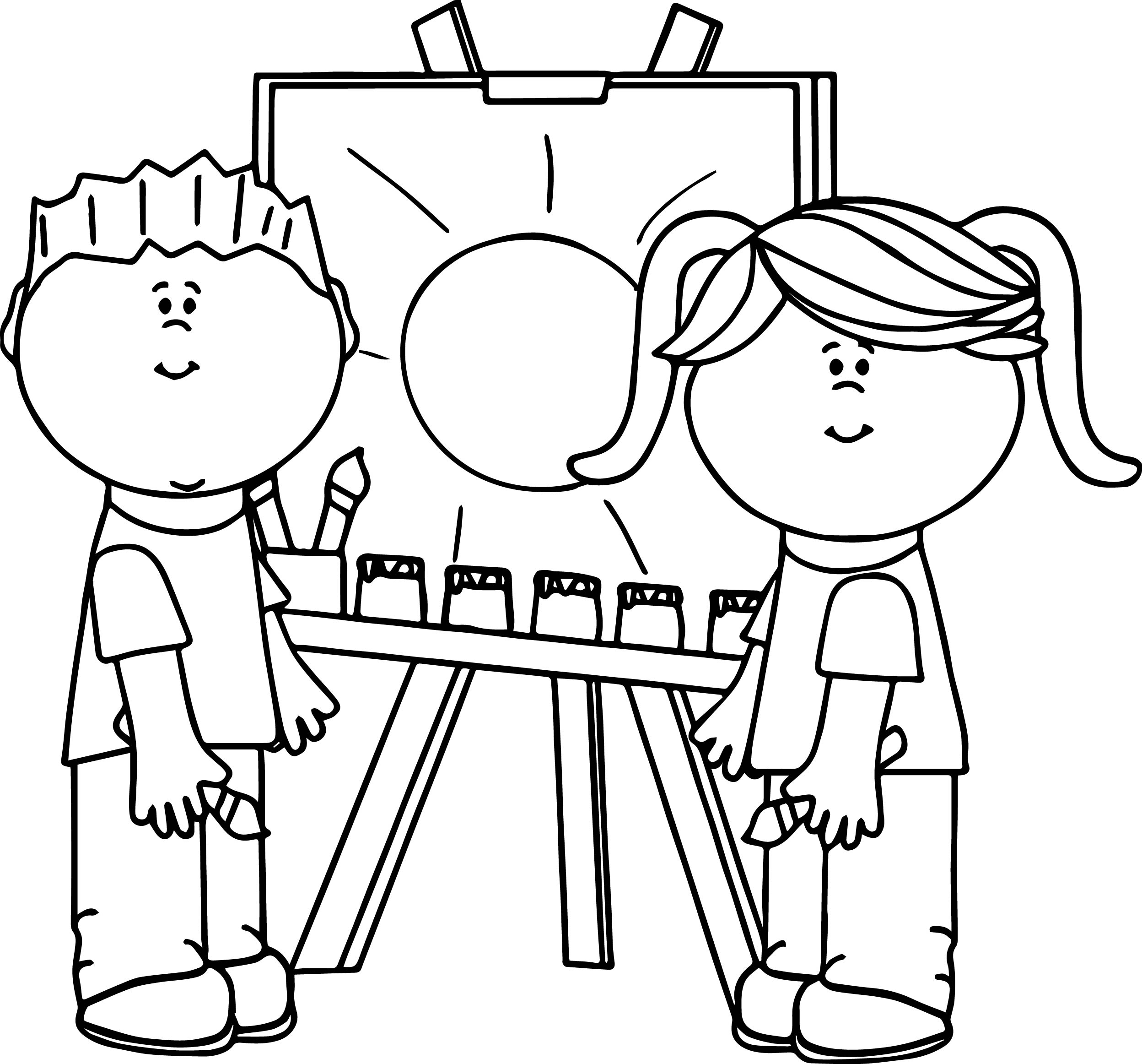 making coloring pages - photo#2