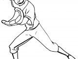 Nicktoons MLB Baseball Avatar Aang Coloring Page
