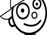 pbs kids children coloring page